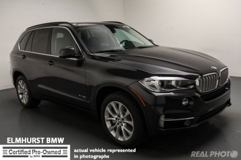 Certified Pre-Owned 2016 BMW X5 xDrive50i With Navigation & AWD
