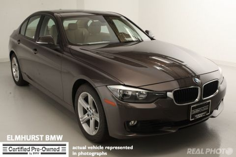 Certified Pre-Owned 2013 BMW 3 Series 328i xDrive AWD