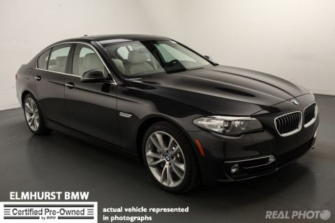Certified Pre-Owned 2016 BMW 5 Series 535i xDrive With Navigation & AWD