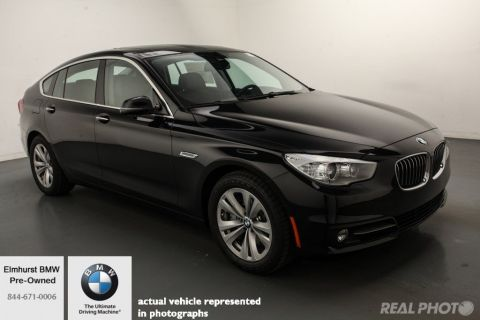 Pre-Owned 2016 BMW 5 Series Gran Turismo 535i xDrive With Navigation & AWD