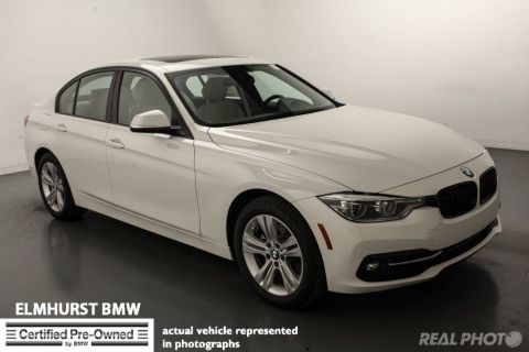 Certified Pre-Owned 2016 BMW 3 Series 328i xDrive AWD