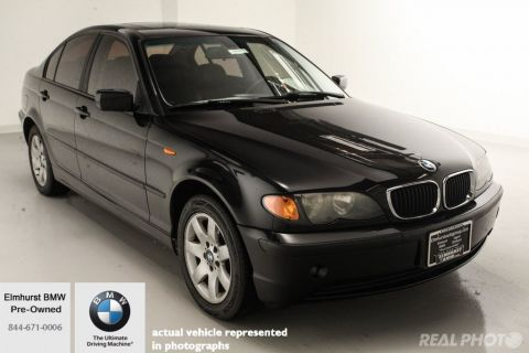 Pre-Owned 2004 BMW 3 Series 325xi AWD