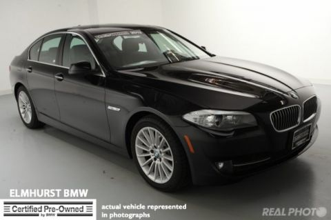 Certified Pre-Owned 2013 BMW 5 Series 535i xDrive AWD