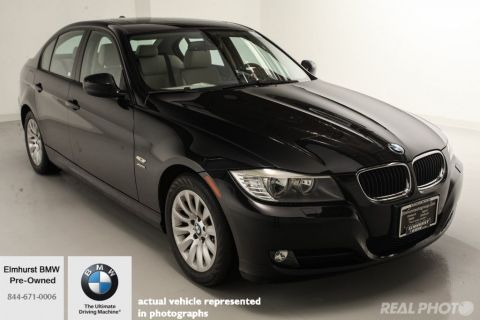 Pre-Owned 2009 BMW 3 Series 328i xDrive AWD