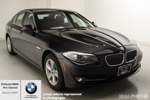 Pre-Owned 2012 BMW 5 Series 528i xDrive AWD