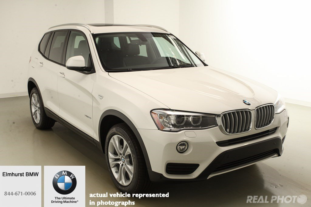 new 2017 bmw x3 xdrive35i sport utility in elmhurst b7371. Black Bedroom Furniture Sets. Home Design Ideas