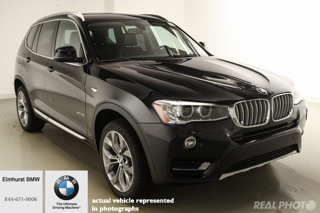new 2017 bmw x3 xdrive35i sport utility in elmhurst b7378. Black Bedroom Furniture Sets. Home Design Ideas