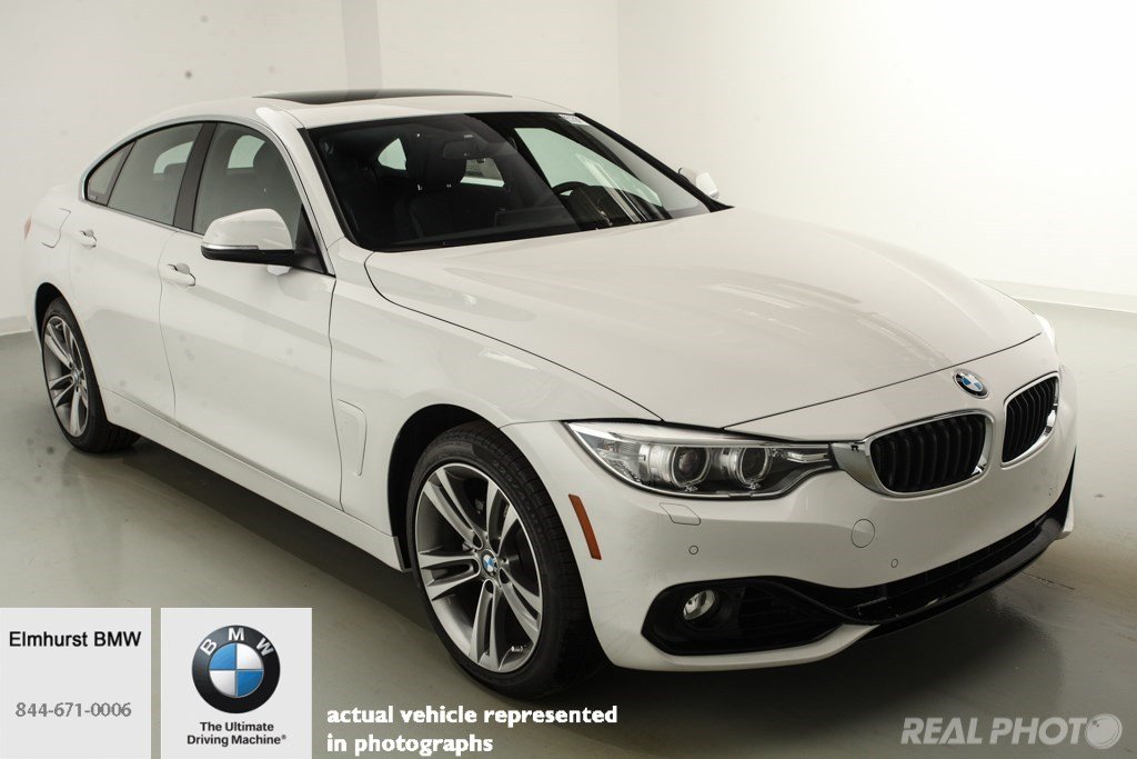 new 2016 bmw 4 series gran coupe hatchback in elmhurst. Black Bedroom Furniture Sets. Home Design Ideas