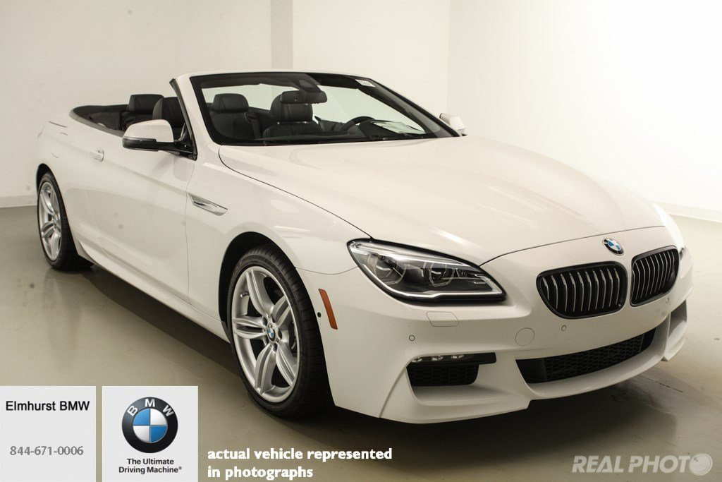 new 2017 bmw 6 series 650i xdrive convertible convertible in elmhurst b7374 elmhurst bmw. Black Bedroom Furniture Sets. Home Design Ideas