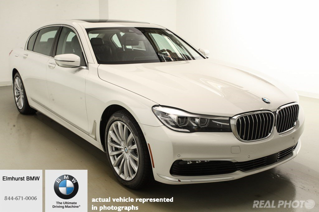 new 2017 bmw 7 series 740i xdrive 4dr car in elmhurst. Black Bedroom Furniture Sets. Home Design Ideas